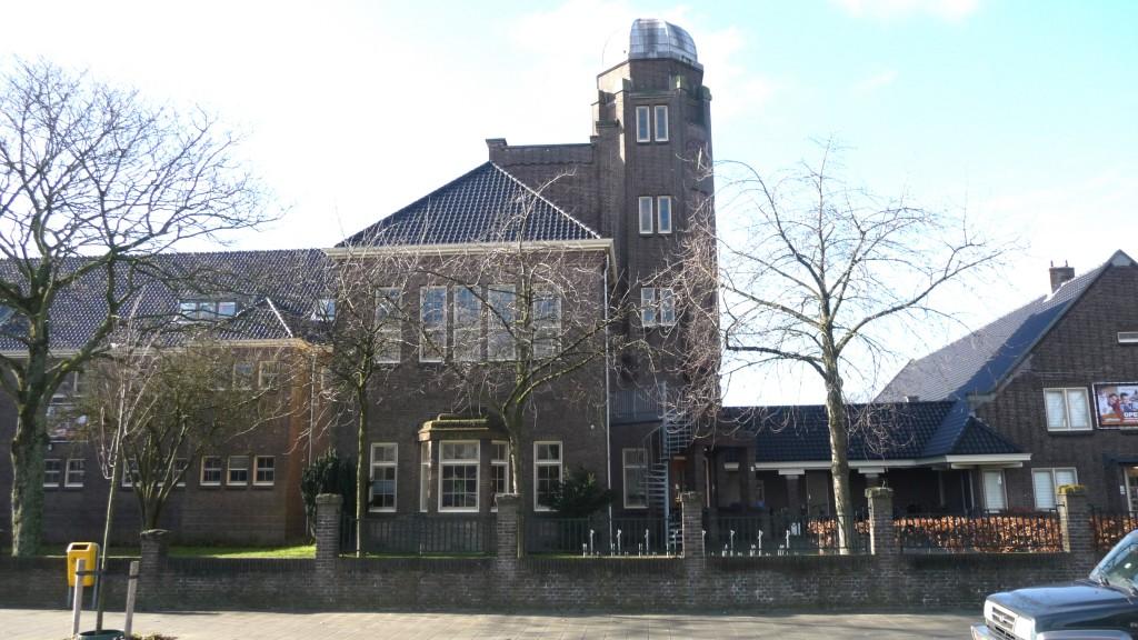 Open dagen op het Vellesan College