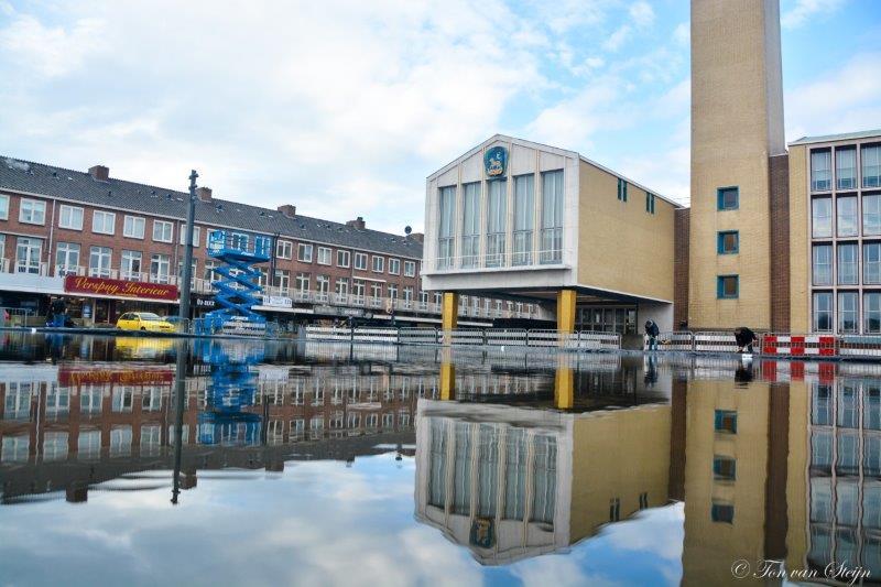 IJsbanen in IJmuiden en Santpoort klaar voor de vorst