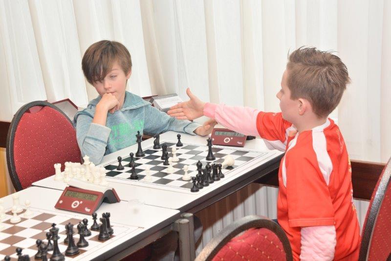 Eerste plaats schoolschaaktoernooi voor basisschool Beekvliet