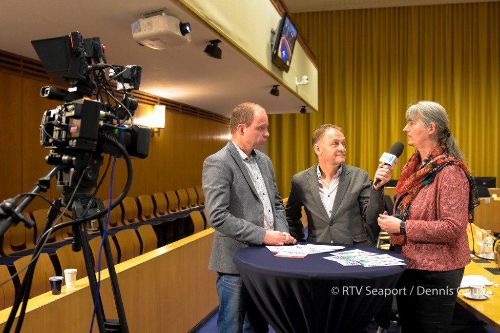 Vijf mini-debatten op Raadsplein TV