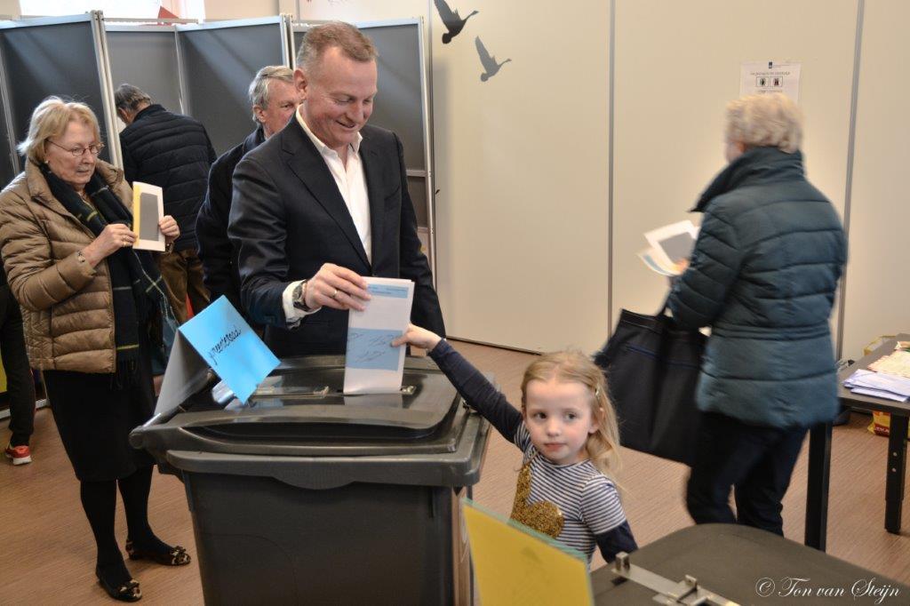 Stemmen 2018
