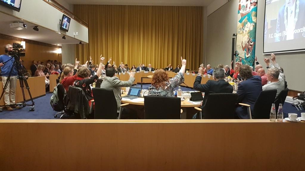 Raad is verdeeld over raadsakkoord