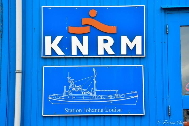 Reddingbootdag bij KNRM IJmuiden