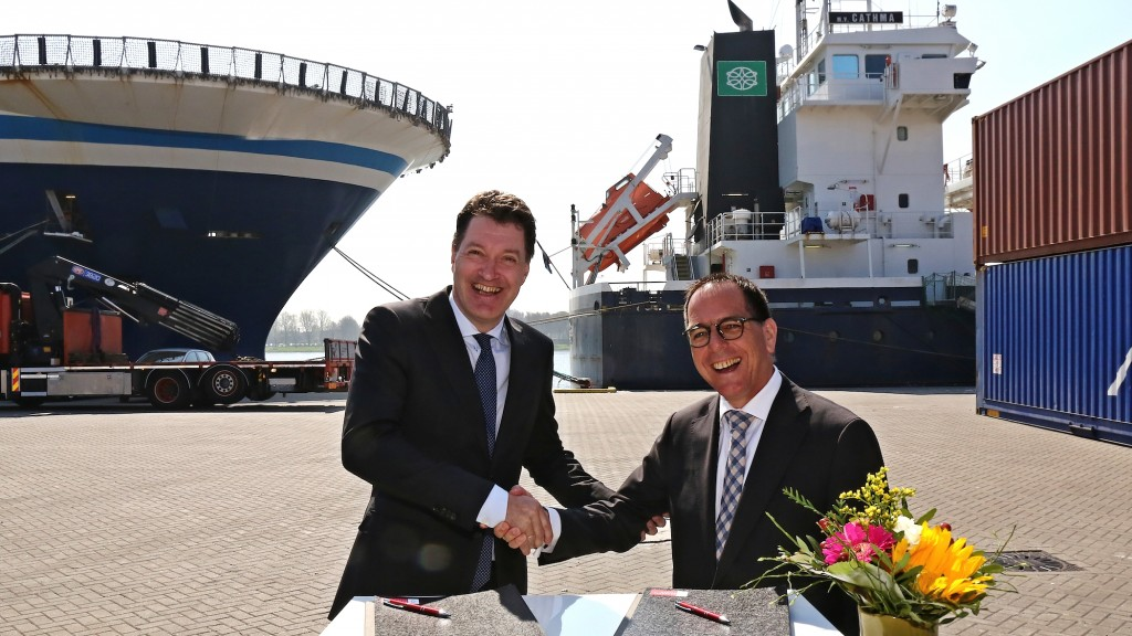 Overeenkomst havenbeheer Grote Houtkade