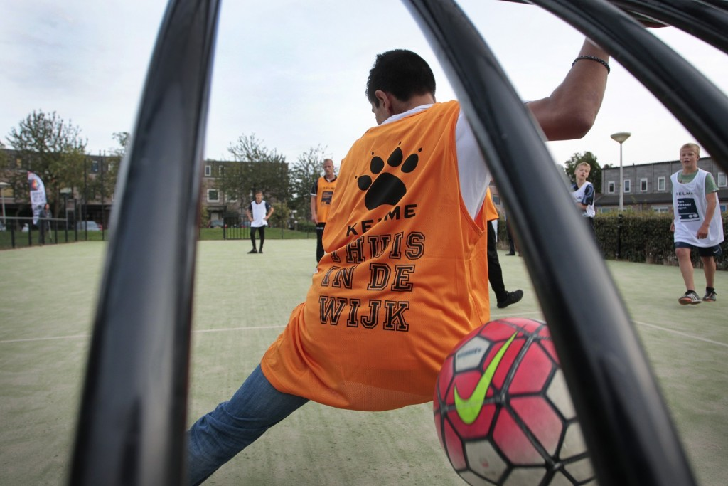 Doe mee met de Telstar Street League