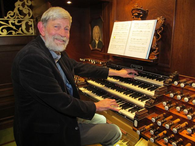 Orgelconcert door Dirk Out
