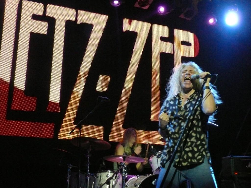 Thalia viert 50 jaar Led Zeppelin
