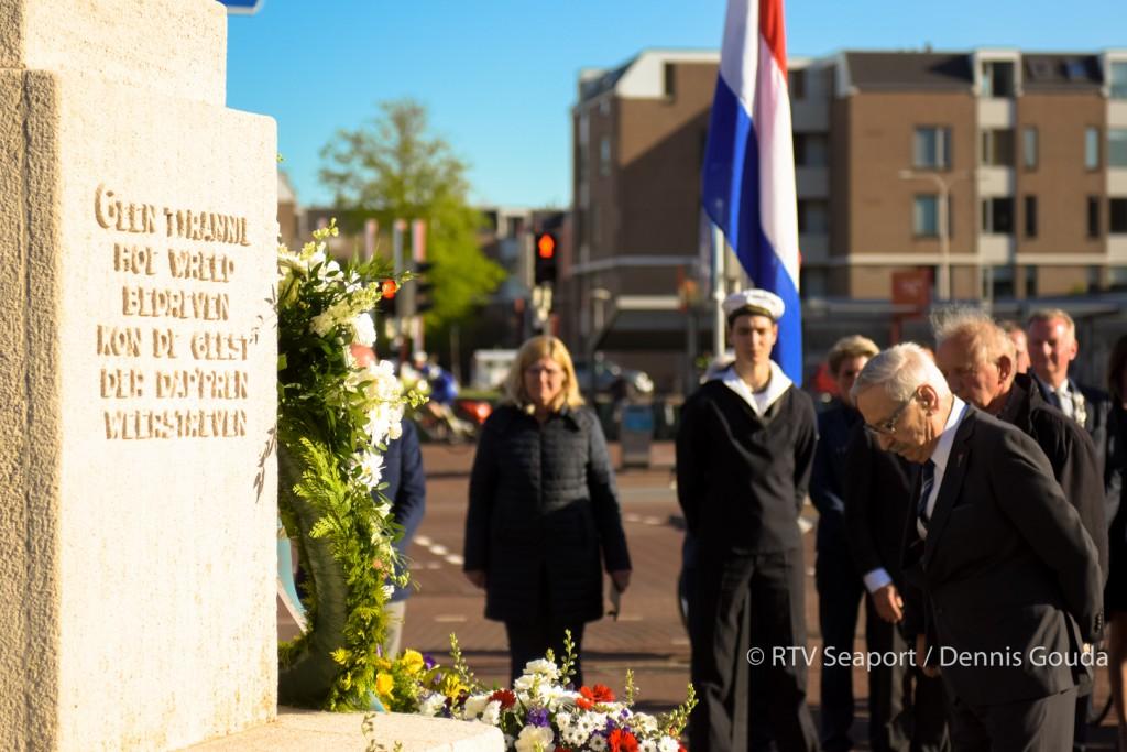 dodenherdenking Westerveld plein45 (1)