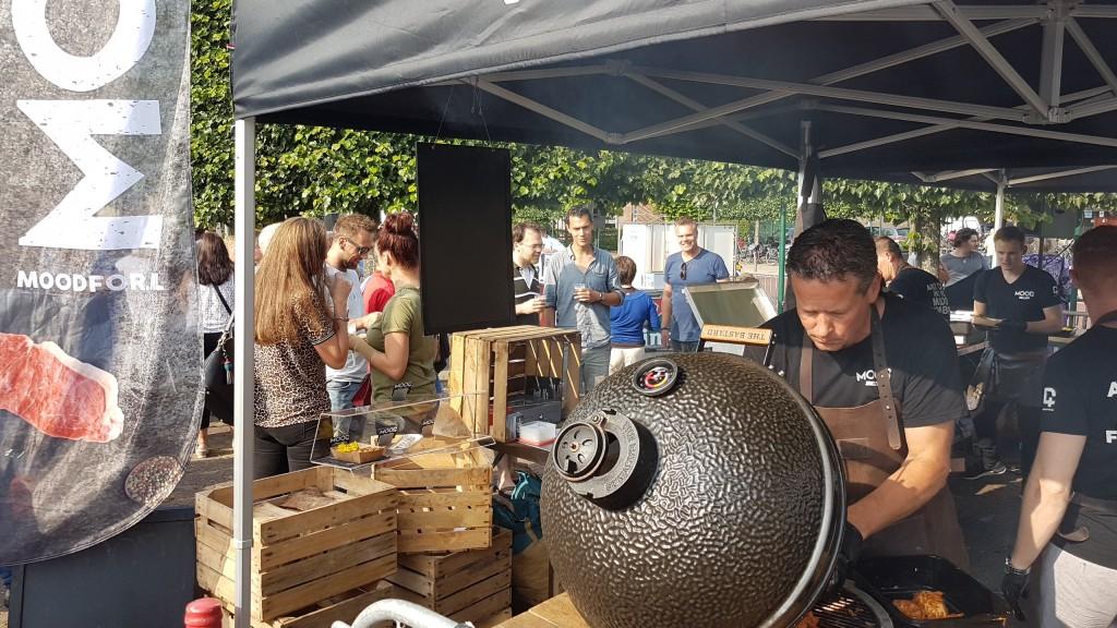 Geslaagde 2e editie Santpoort Food Fest