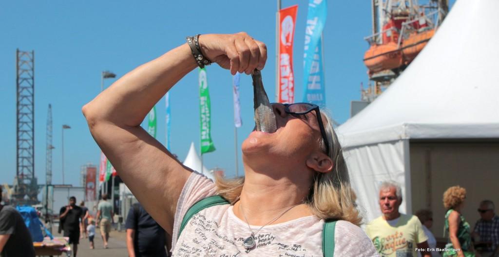 Schone zee belangrijk bij Havenfestival