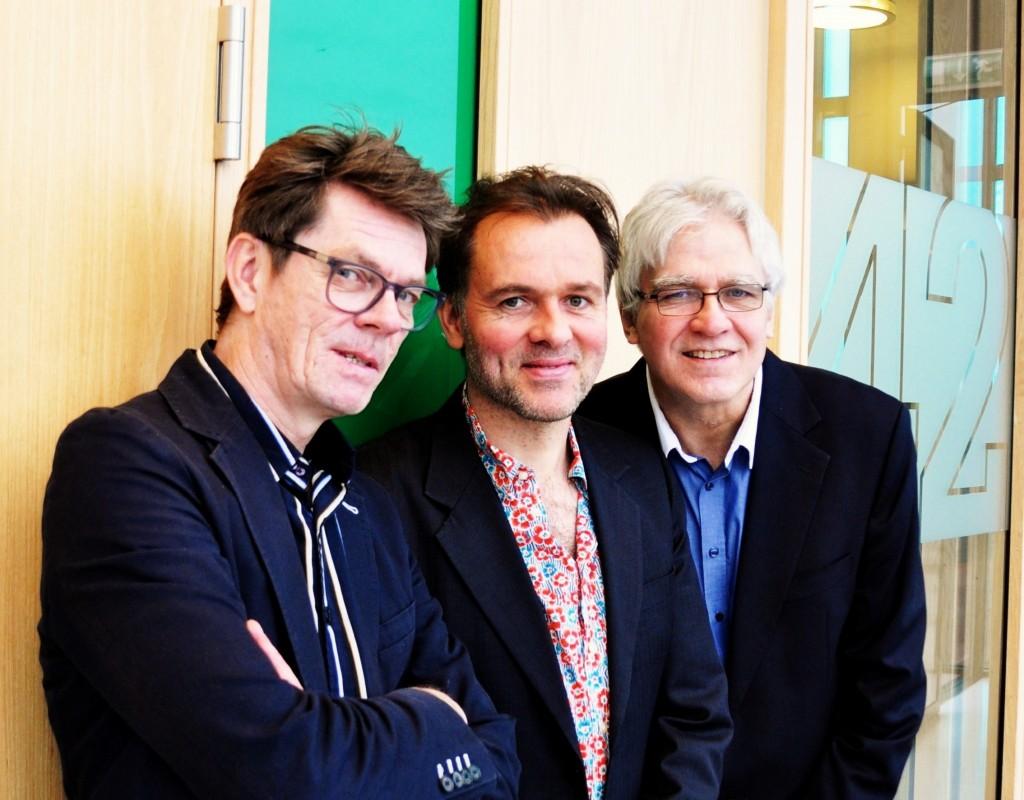 Jazz Trio Berend van den Berg