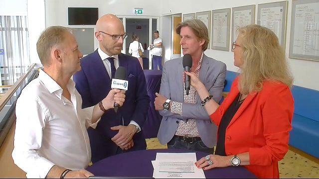 Raad 5 juli in twee interviews