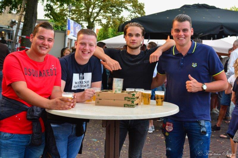 Dorpsfeest Driehuis 2018 6