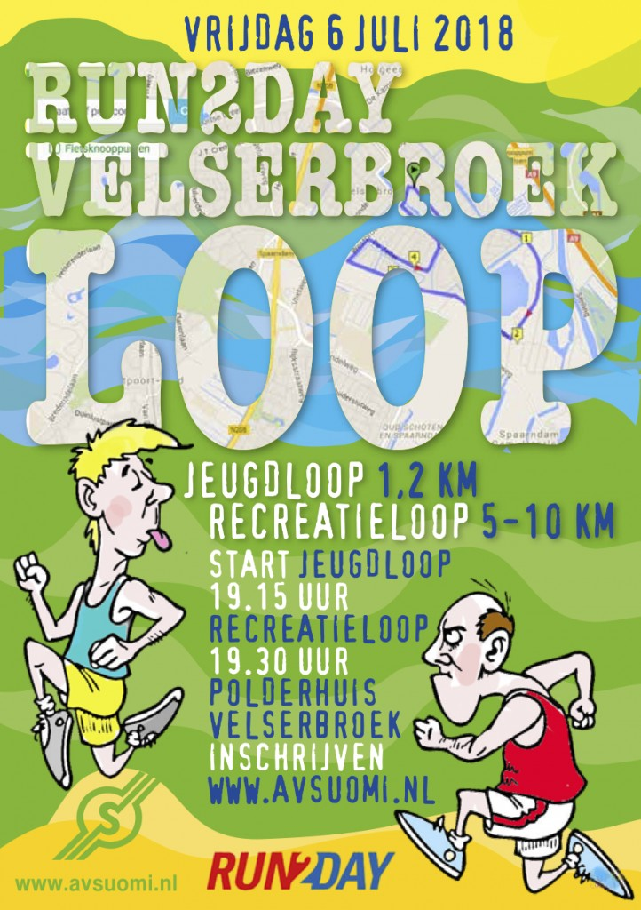 Run2Day Velserbroekloop