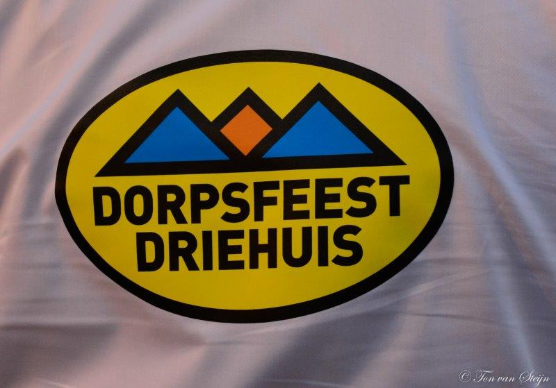 Geslaagd Dorpsfeest Driehuis