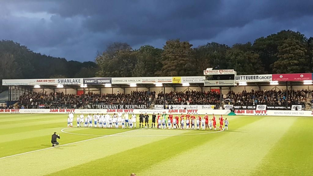 Telstar redt het niet tegen FC Twente