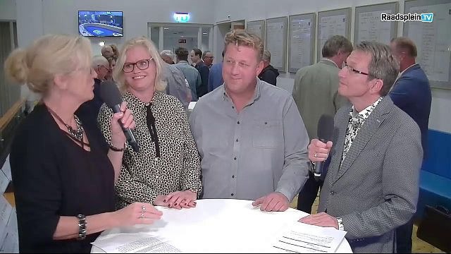 Raadsessies 17 oktober in vijf interviews