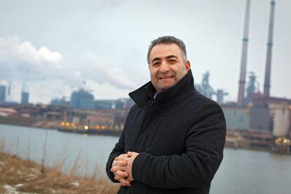 Süleyman Celik te gast bij Cultuur-uur