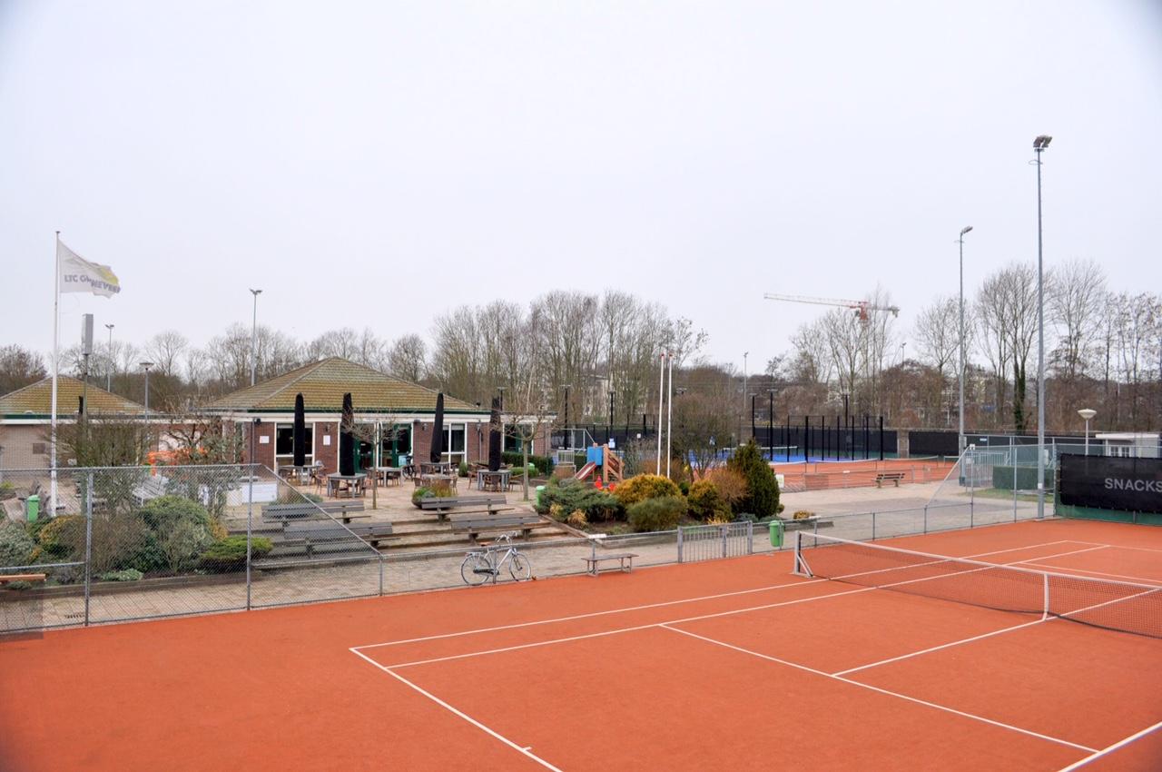 Open dag tennisvereniging Groeneveen