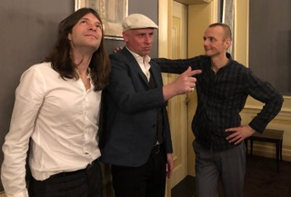 Muzikant Bas van Lier te gast in Cultuur-Uur