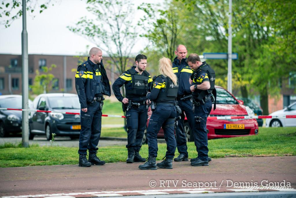 schietpartij IJmuiden 28-04-2019 (2)