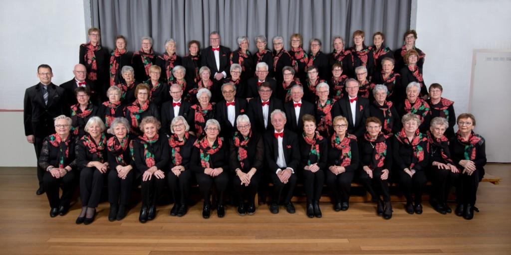 Bellissimo koor in de Engelmunduskerk