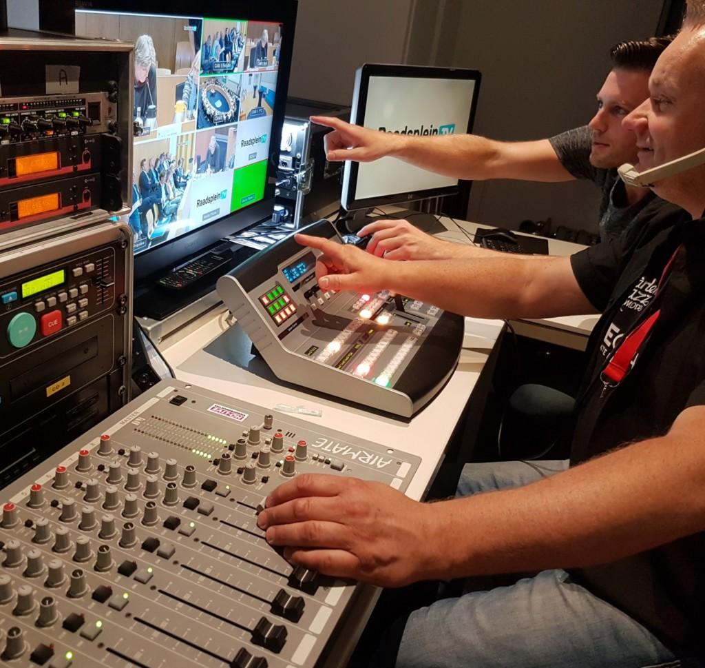 Raadsplein TV 13 juni: Perspectiefnota