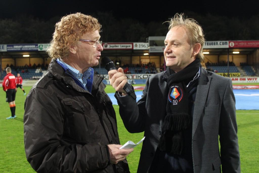 Manager Telstar Thuis in de Wijk stopt