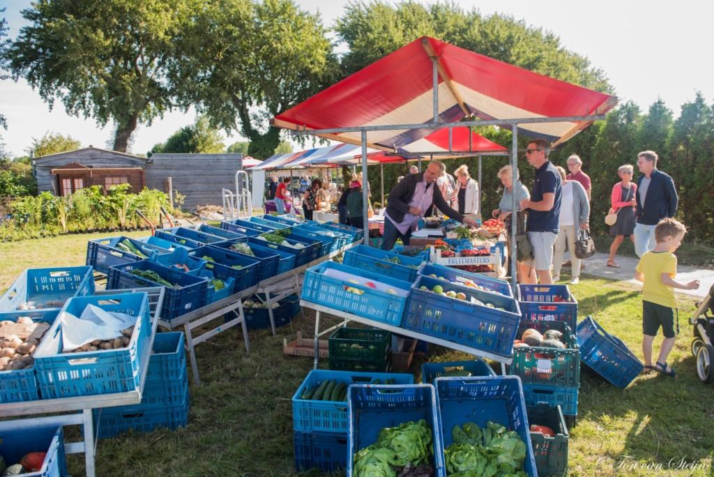 Boerenmarkt Santpoort