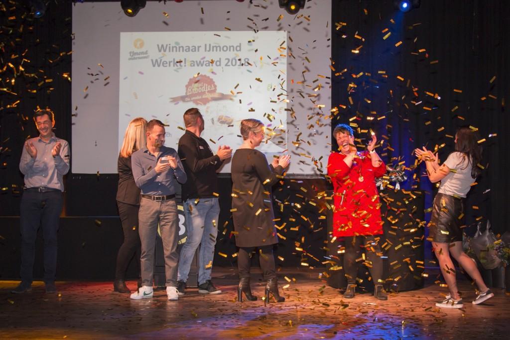 Drie bedrijven genomineerd voor IJmond Werkt! Award