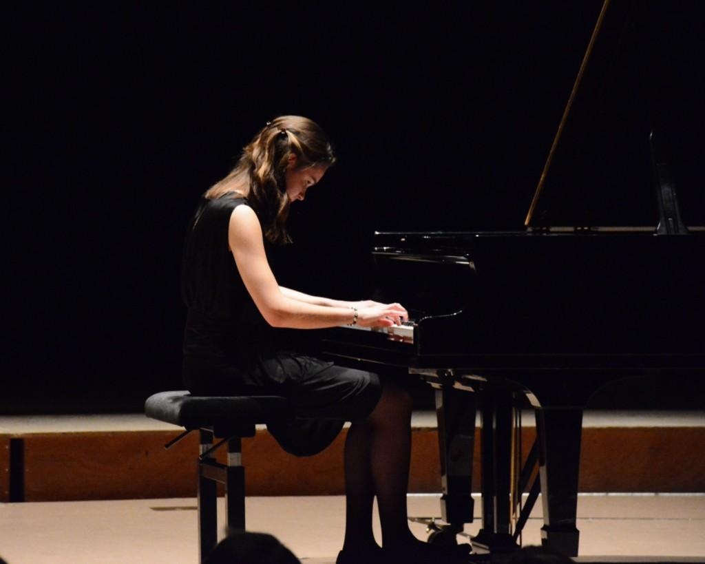 Pianiste Lieselotte van Tol