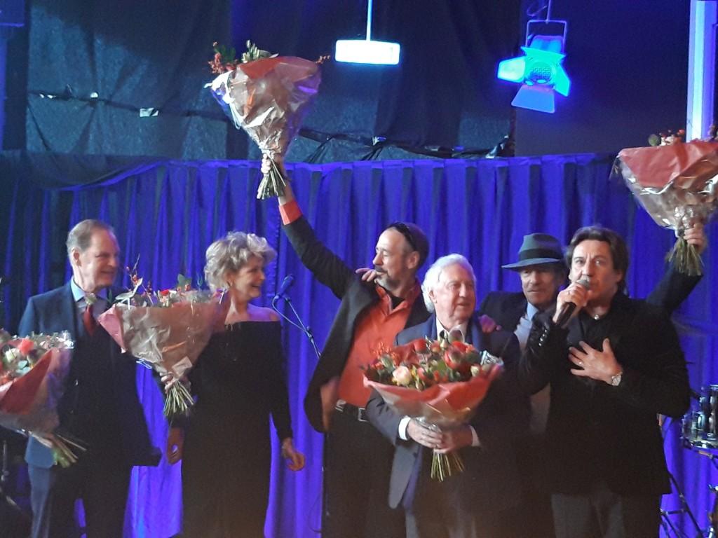 Foto 1 Rene van der Wel en Voice Senior collega's