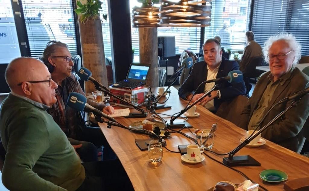 Friso Huizinga te gast in NH Radio Sportcafé