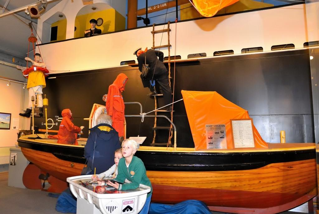 Scholen dicht; Zee- en Havenmuseum open