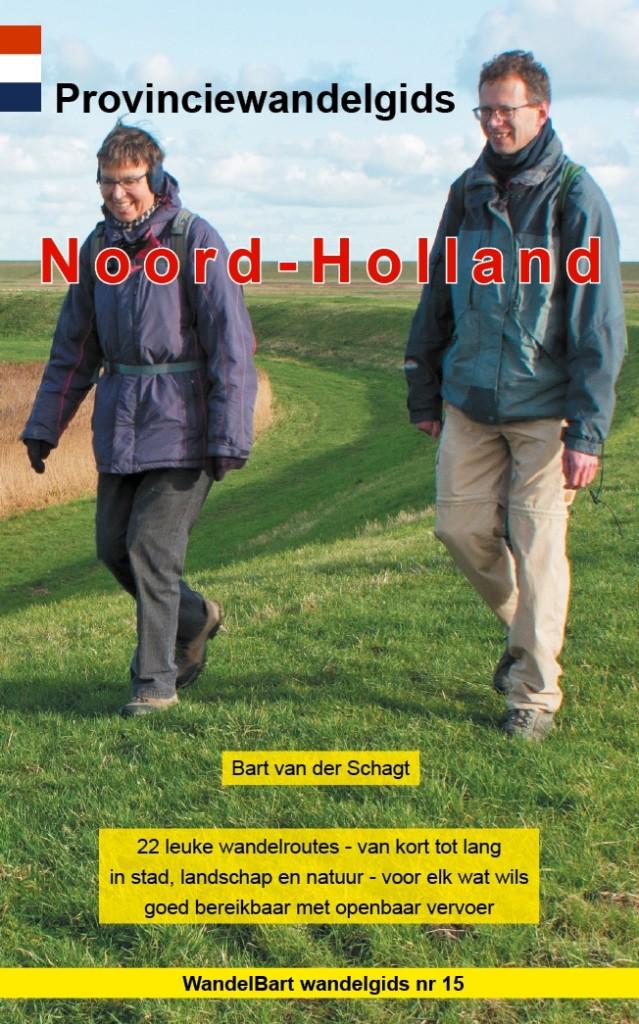 Nieuwe gids met wandelingen in Noord-Holland