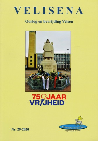 Speciale uitgave Jaarboek Historische Kring Velsen