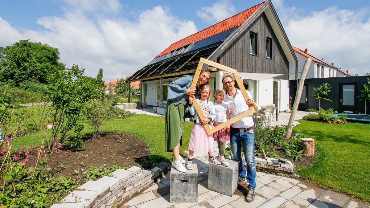 Staat het Duurzaamste Huis in Velsen?