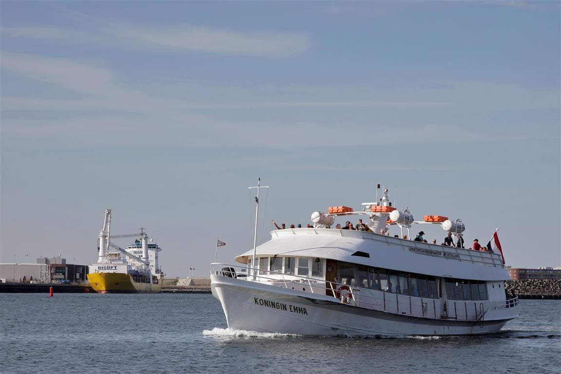 Forteiland in IJmuiden weer open voor bezoek