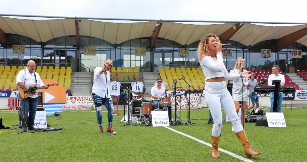 Als vierde staat Telstar centraal in het Velsen Virtueel Festival