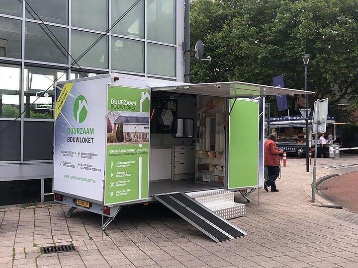 De Energiebus komt naar Velsen