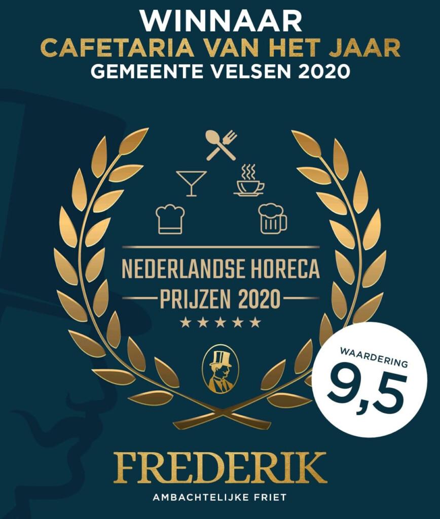 Sem Natzijl van Frederik Ambachtelijke Friet over prijswinnende friet