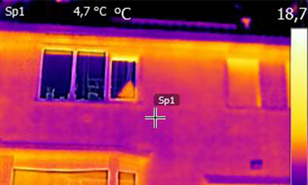 Gratis warmtescan en hulp bij subsidieaanvraag energiebesparing