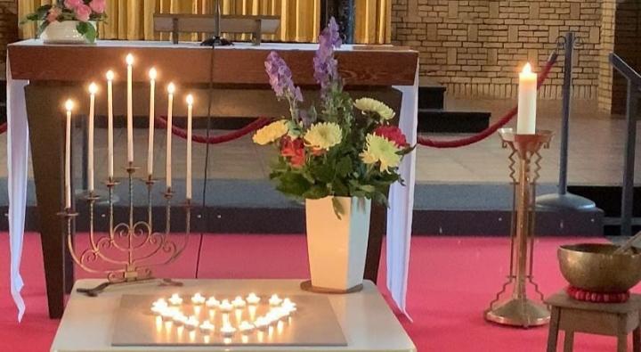'Het Licht, ligt in jeZelf' online mediteren in Velsen