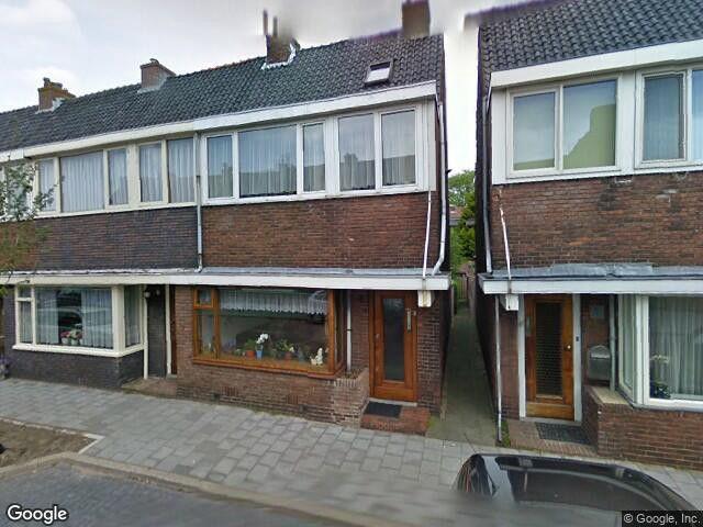 Woning Geelvinckstraat Velsen-Noord gesloten vanwege hennepkwekerij