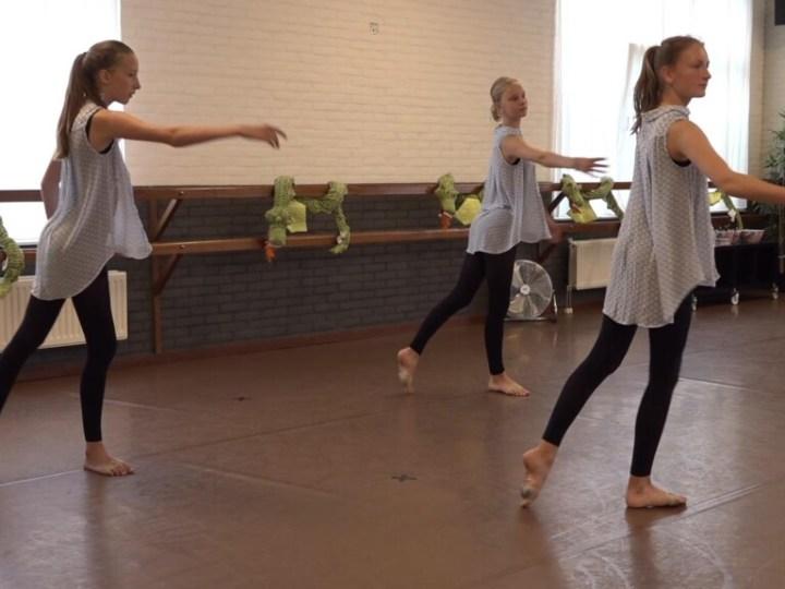 Open dag Dans & Balletstudio Jolein