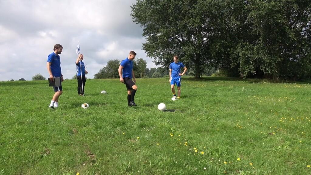 Zesde editie Footgolf Santpoort