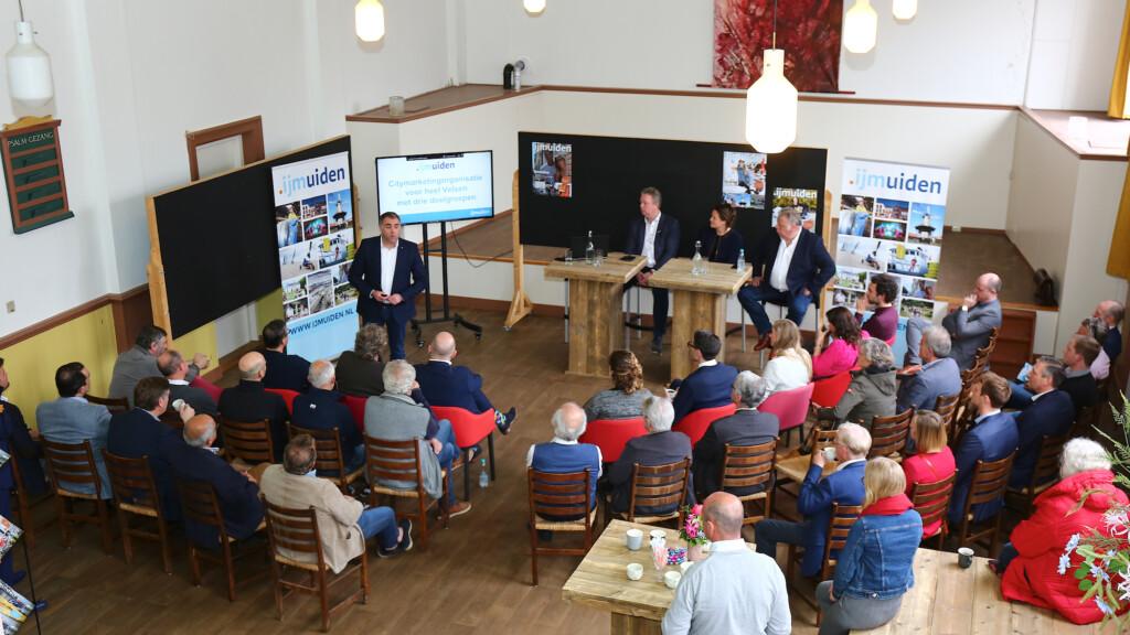 Citymarketingcafé over cultuurpromotie in Velsen