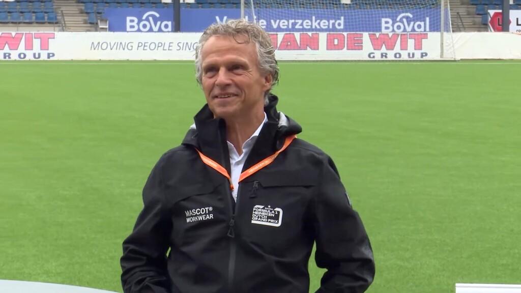 Seminar Jan Lammers te zien op RTV Seaport