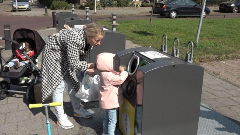 Plannen voor recycle-tarief in Velsen