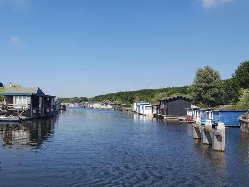 Energiek Velsen helpt bewoners Zijkanaal B op weg naar fossielvrij met aquathermie
